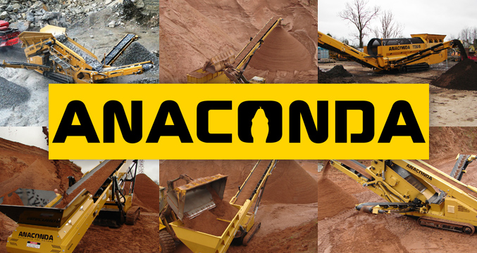 Anaconda-equipments
